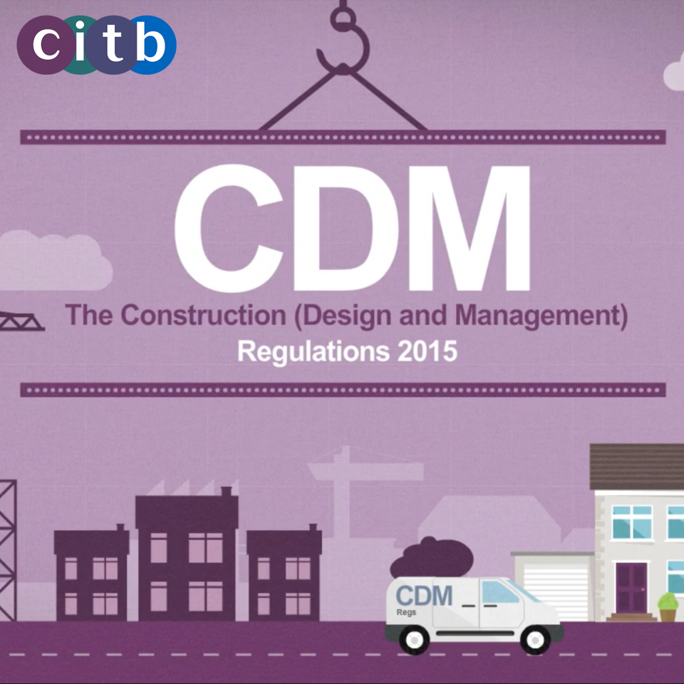 CDM (2015) Regulations